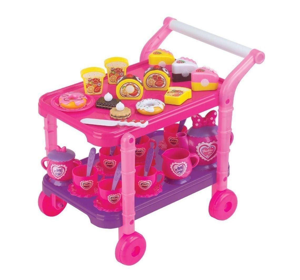 Carrinho Gourmet Doceria - Fenix Brinquedos