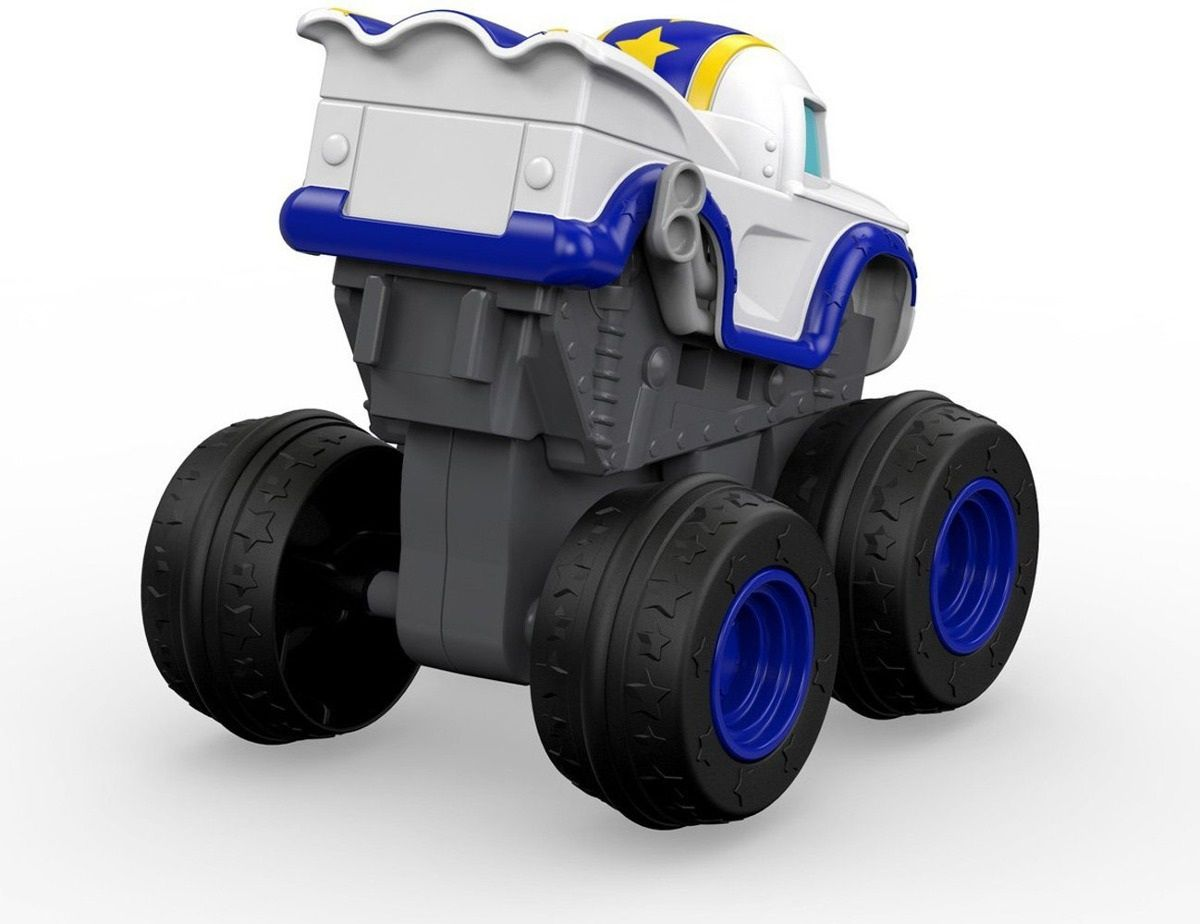Carro Blaze Monster Machines Turbo Acelerador - Fisher-Price