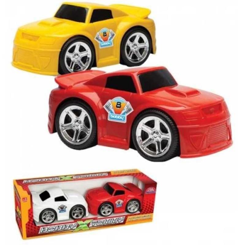 Carro Bobby X Tommy Sortidos - Usual Brinquedos