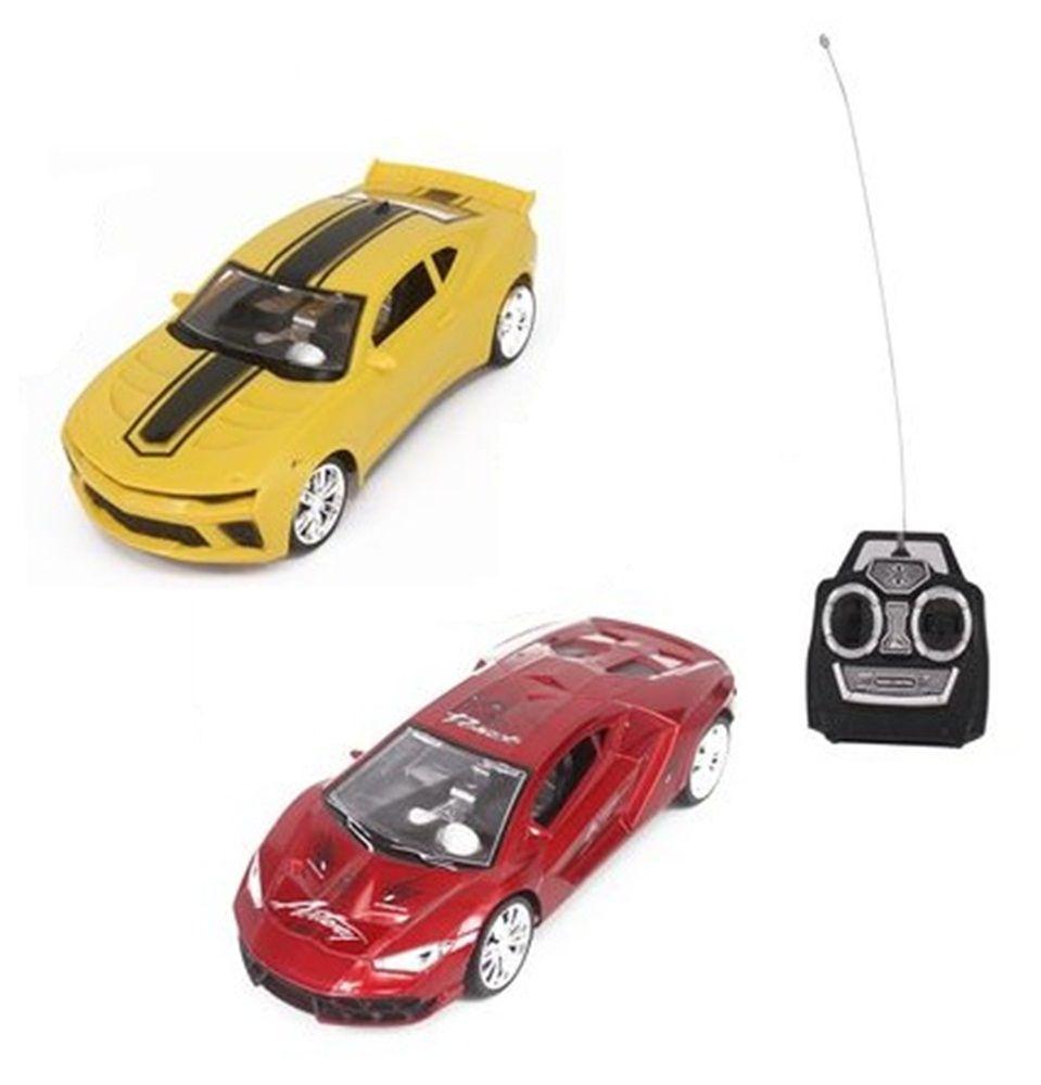 Carro Controle Remoto Possantes 7 Funções Tunning Sortidos - Well Kids