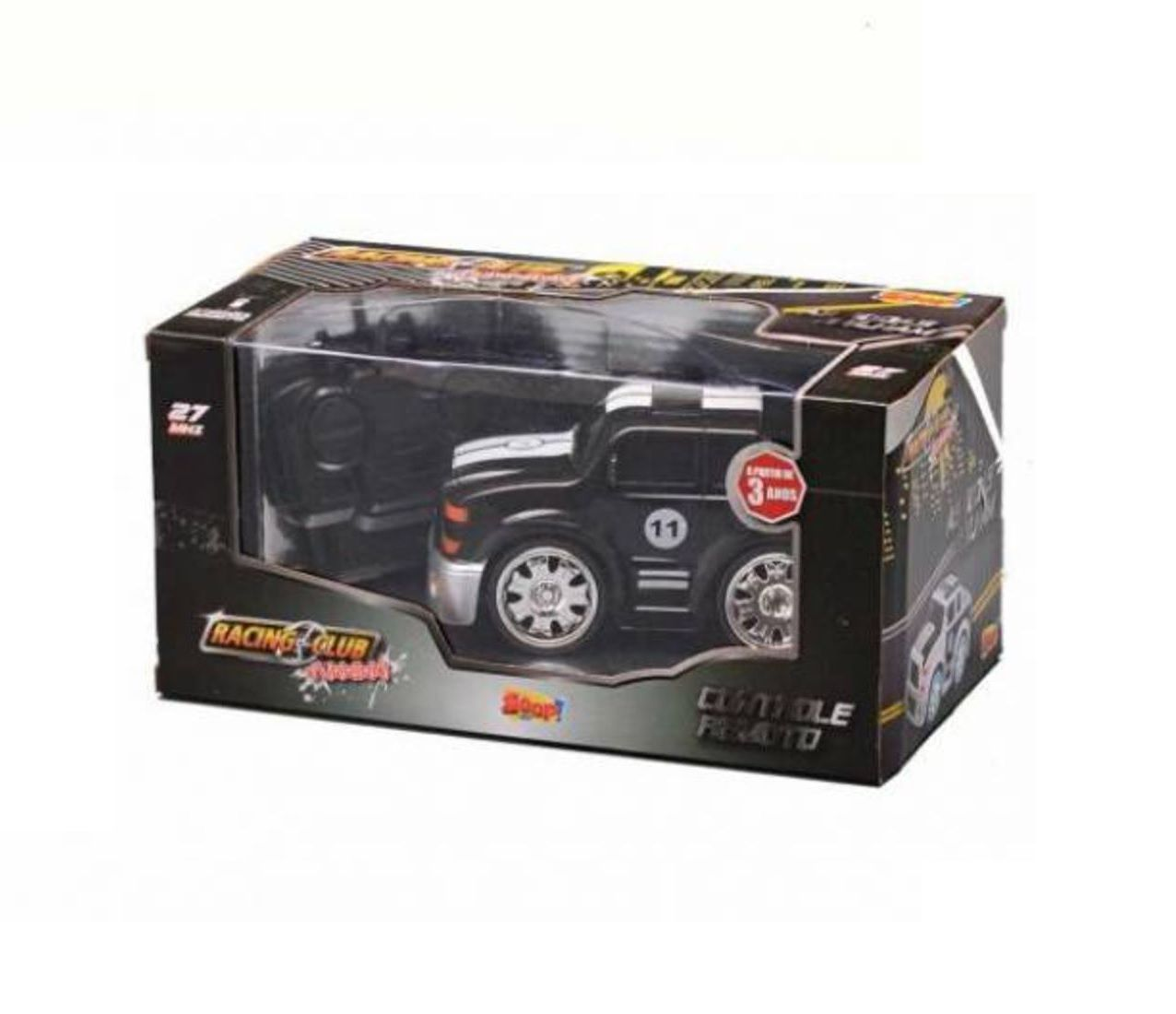 Carro Controle Remoto Racing Club Tunning Pick-up - Zoop Toys