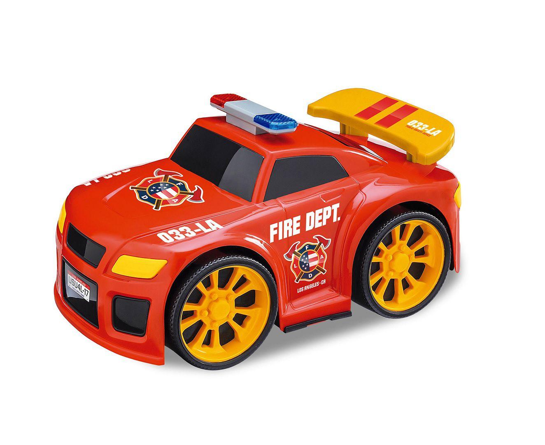 Carro Elite Brigade Bombeiro com Luz - Usual Brinquedos