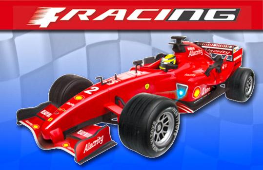 Carro Formula Racing - Lider