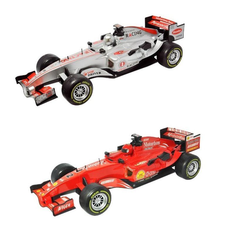 Carro Fricção Racing Escala 1:9 - Dm Toys