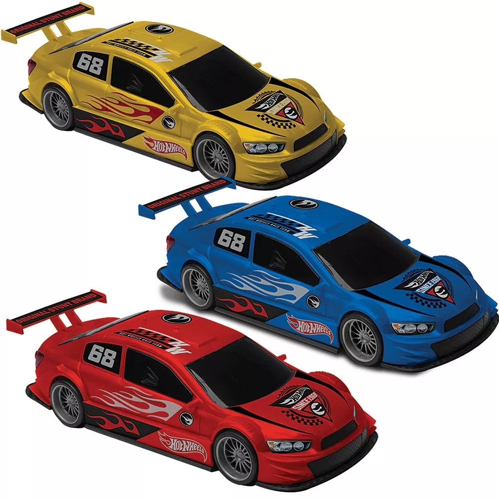 Carro Hot Wheels Evil Racer Rodas Livres - Candide