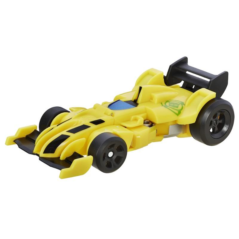 Carro transformers Rescue Bots Bumblebee Playskool Heroes - Hasbro