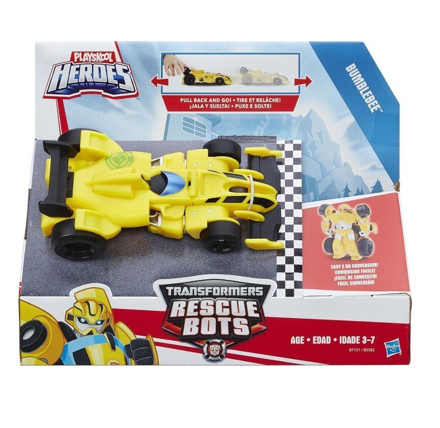 Carro transformers Rescue Bots Playskool Heroes - Hasbro