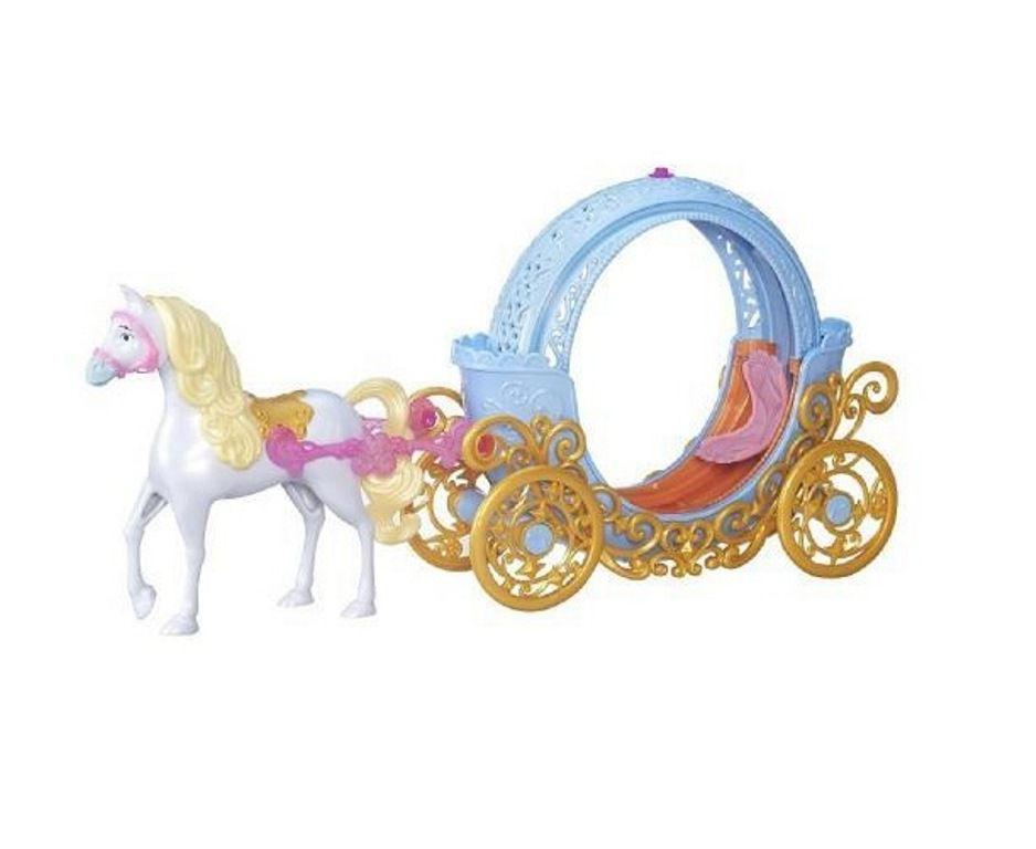 Carruagem Mágica da Cinderela Disney Princess - Hasbro