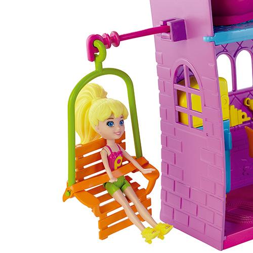 Casa da Polly Pocket A Melhor Casa de Todas - Mattel