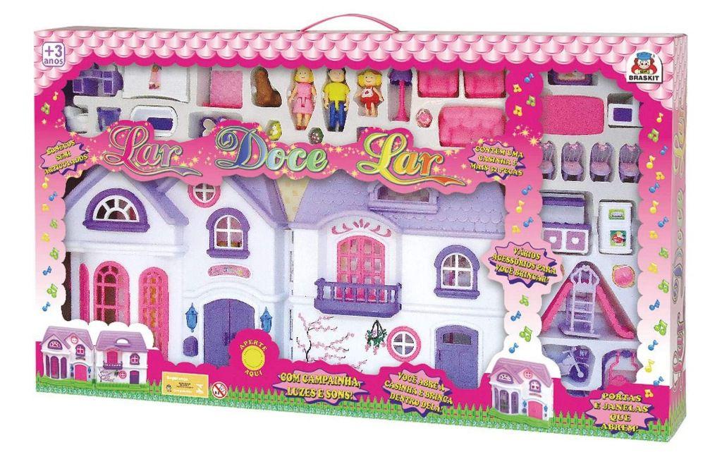 Casa Lar Doce Lar - Braskit