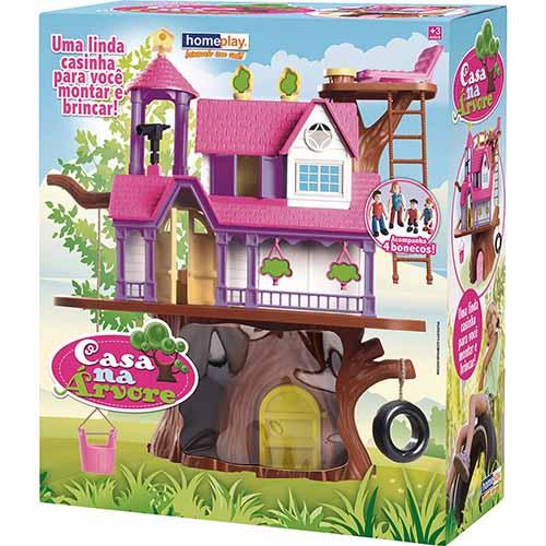 Casa na Árvore - Homeplay