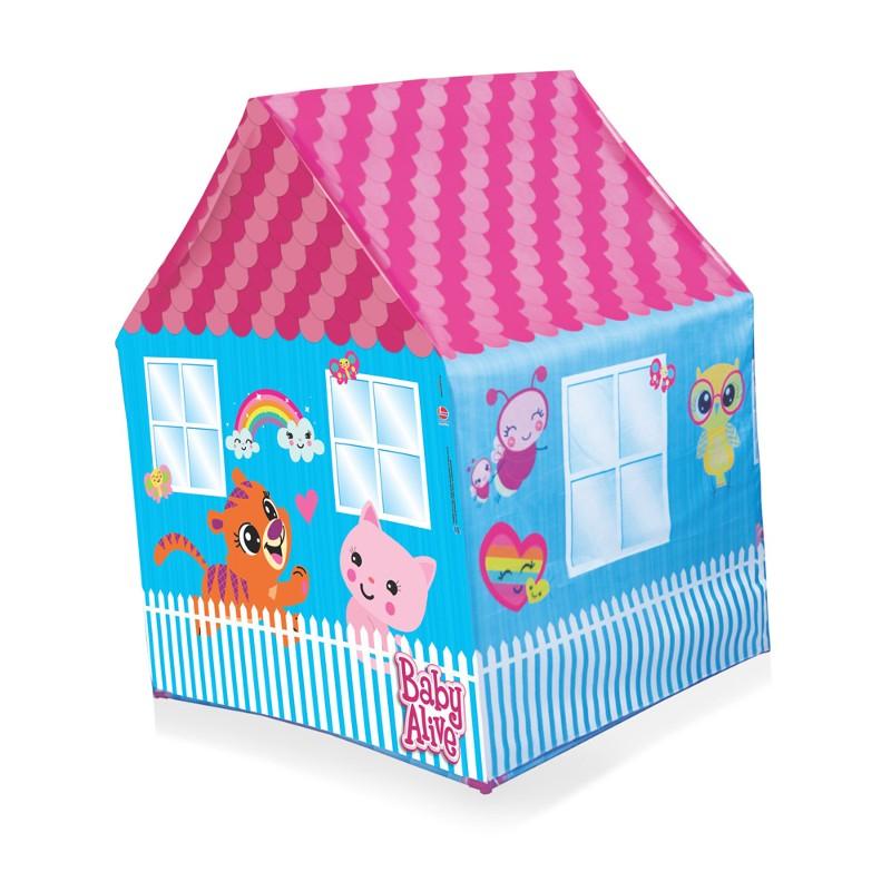 Casinha Baby Alive - Lider Brinquedos