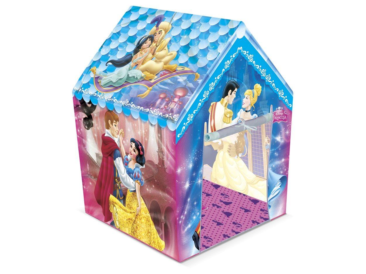 Barraca Casinha das Princesas Disney Princesa - Lider Brinquedos