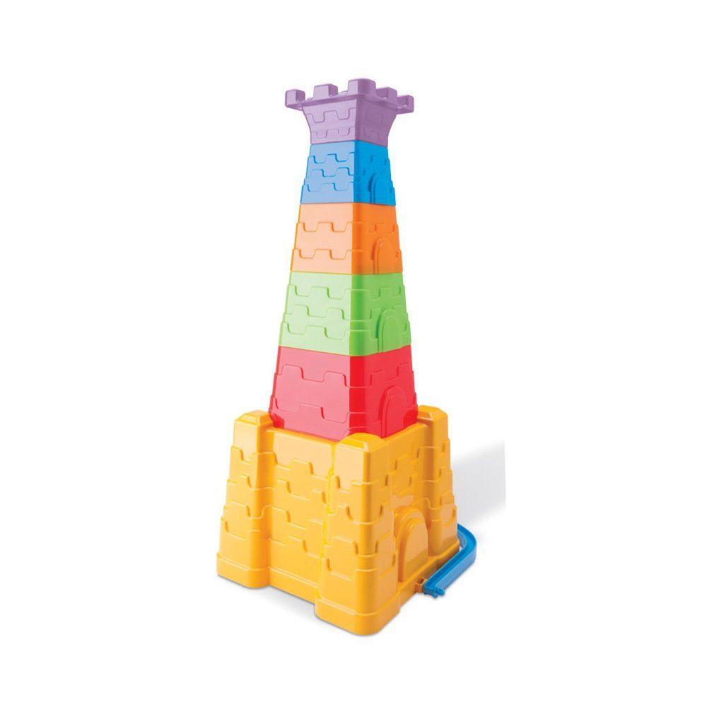 Castelo Torre Baby Start - Silmar Brinquedos