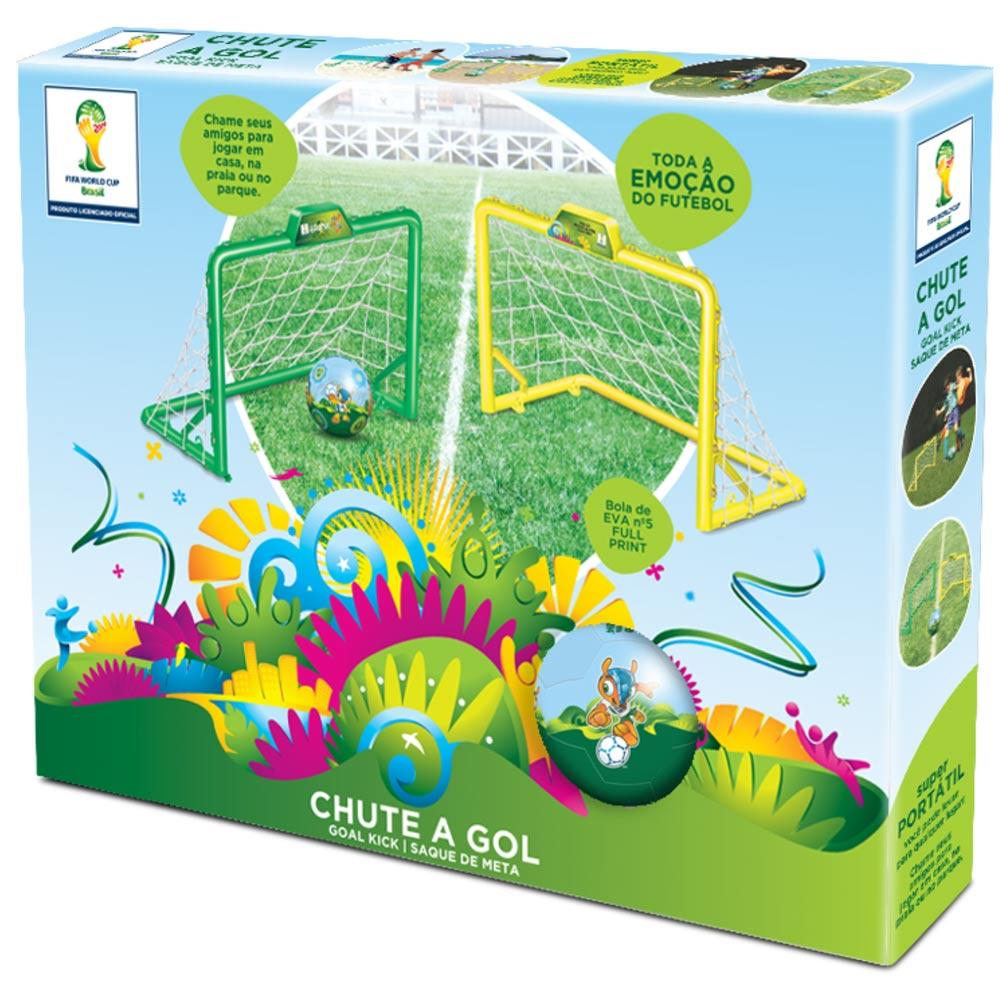 Chute a Gol FIFA Word Cup Brasil - Lider