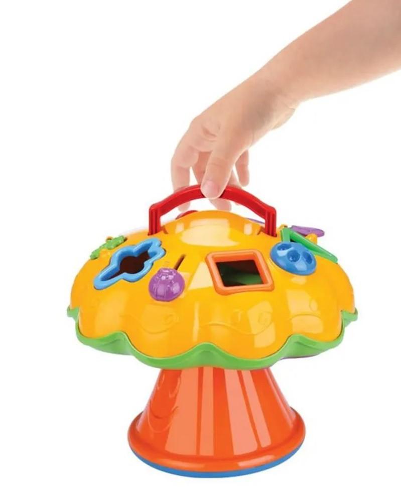 Cogumelo Diver For Baby Sortidos - Diver Toys