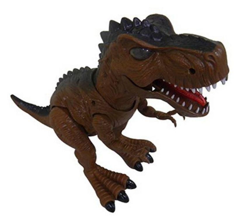 Coleção Dinossauros Tiranossauro Rex Luzes e Sons - Zoop Toys