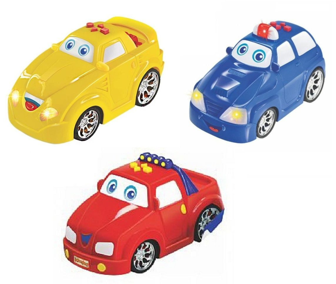 Coleção Fofomóvel Smart Car com Luz e Som - Lider Brinquedos
