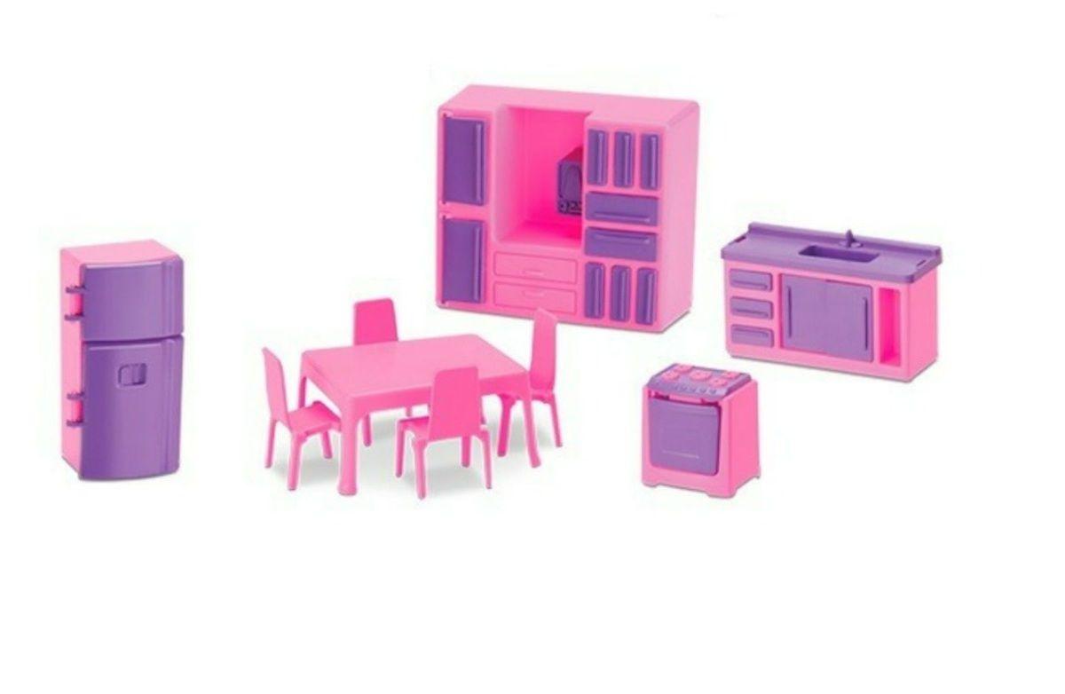 Coleção Judy Home Cozinha - Samba Toys