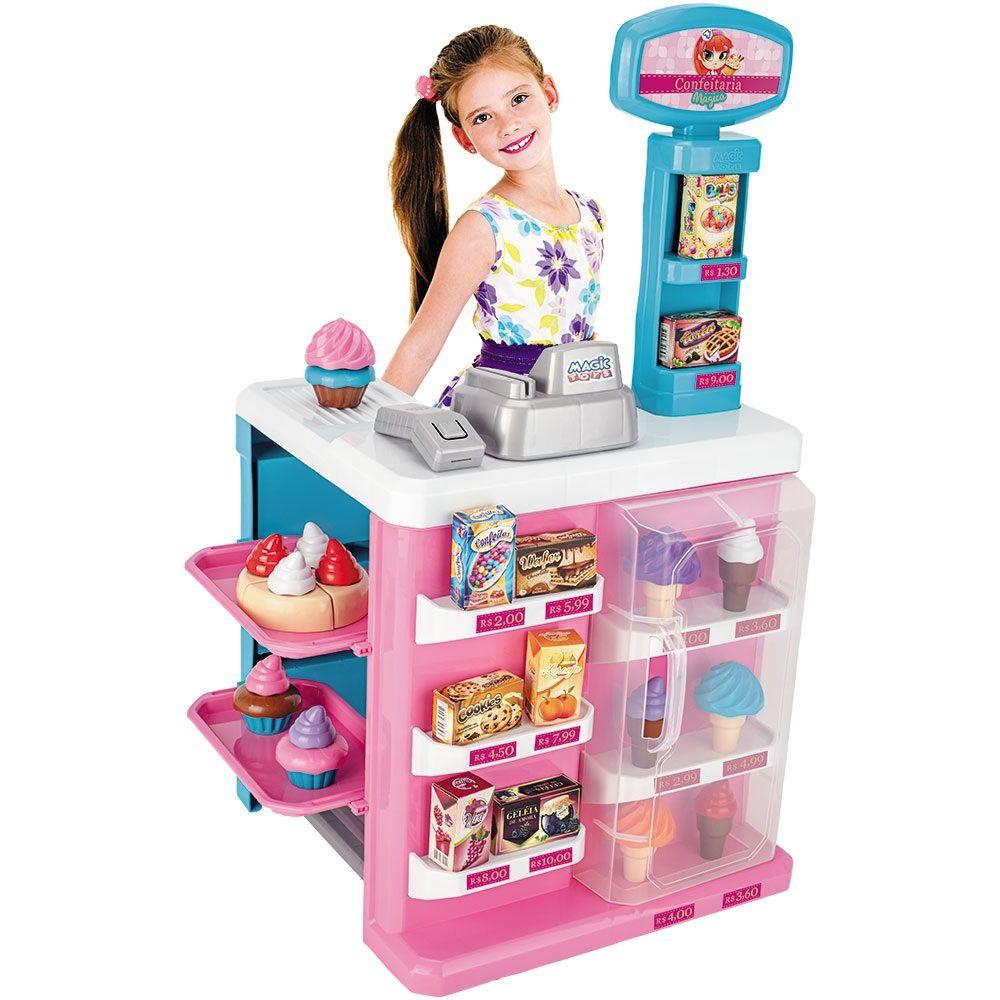 Confeitaria Mágica - Magic Toys