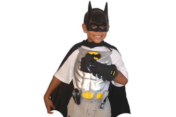 Conjunto Batman Completo - Rosita