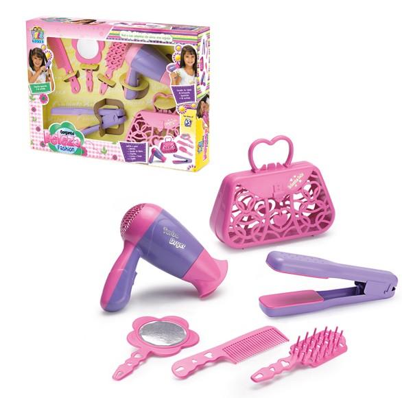 Conjunto Beleza Fashion - Zuca Toys
