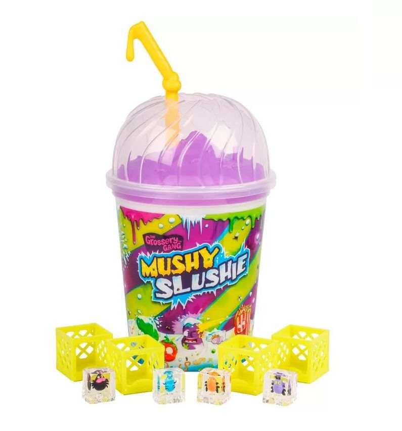 Copo do Colecionador Mushy Slushie The Grossery Gang - DTC
