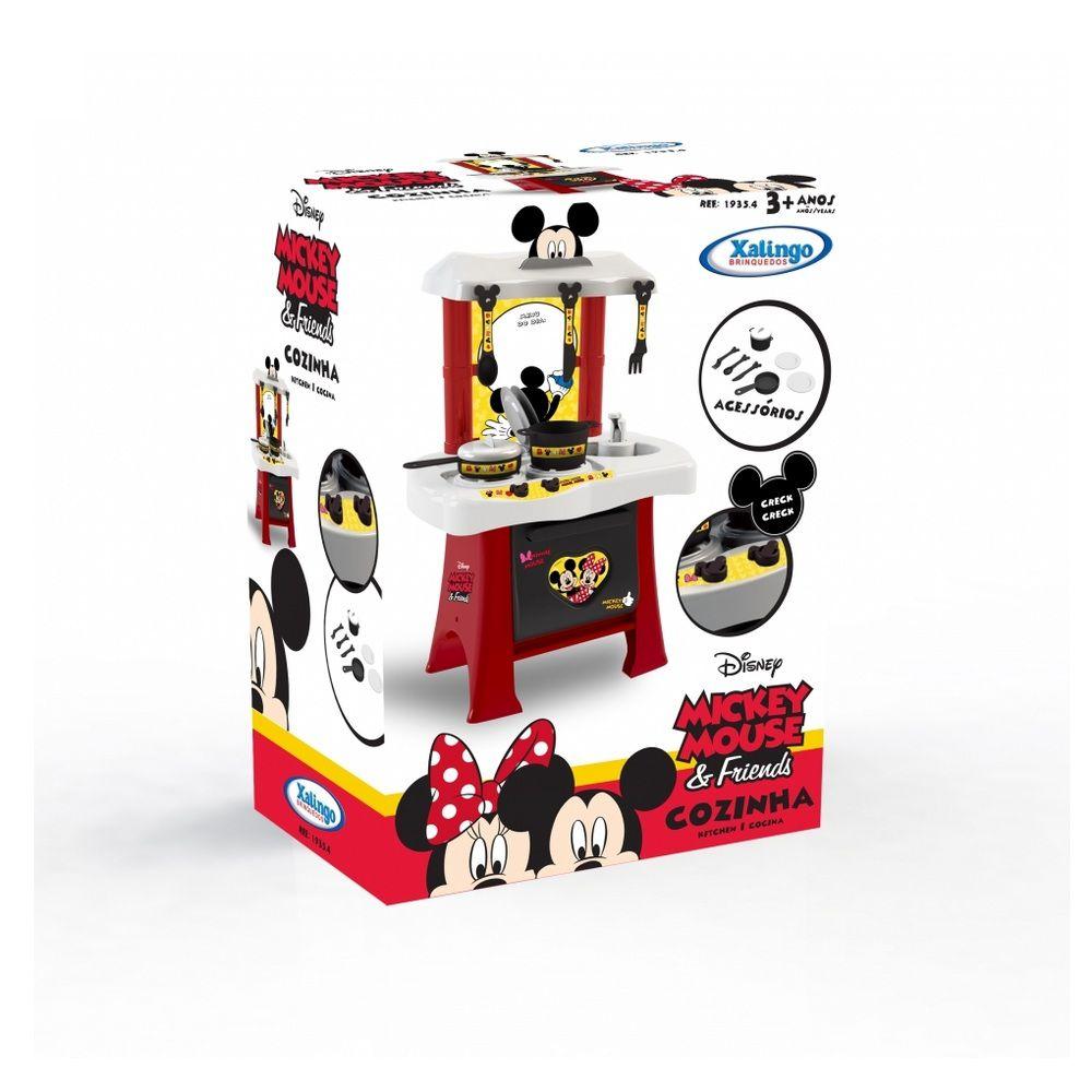 Cozinha Disney Mickey Mouse & Friends - Xalingo