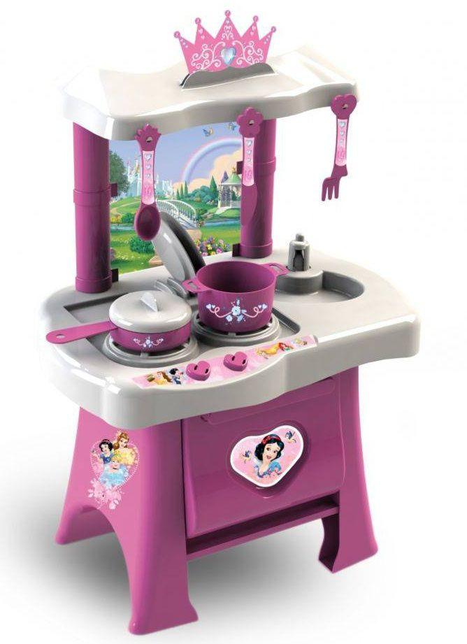 Cozinha Pop Princesas - Xalingo