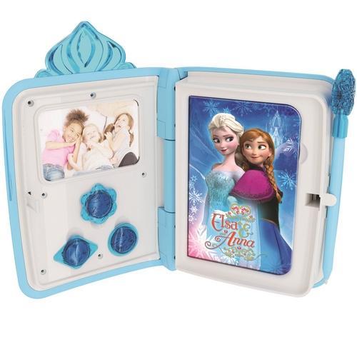 Diário Mágico Frozen - Intek