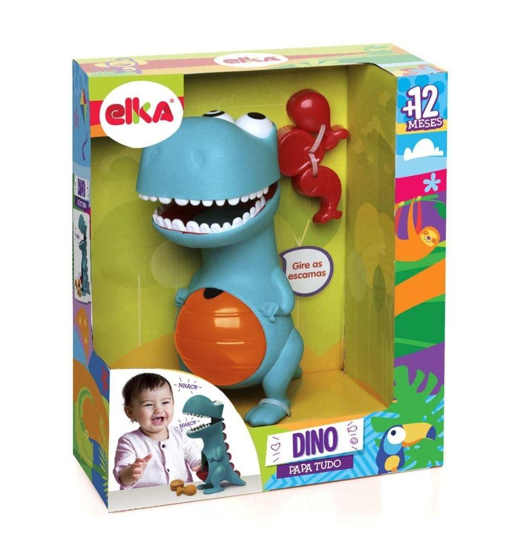 Dino Papa Tudo - Elka