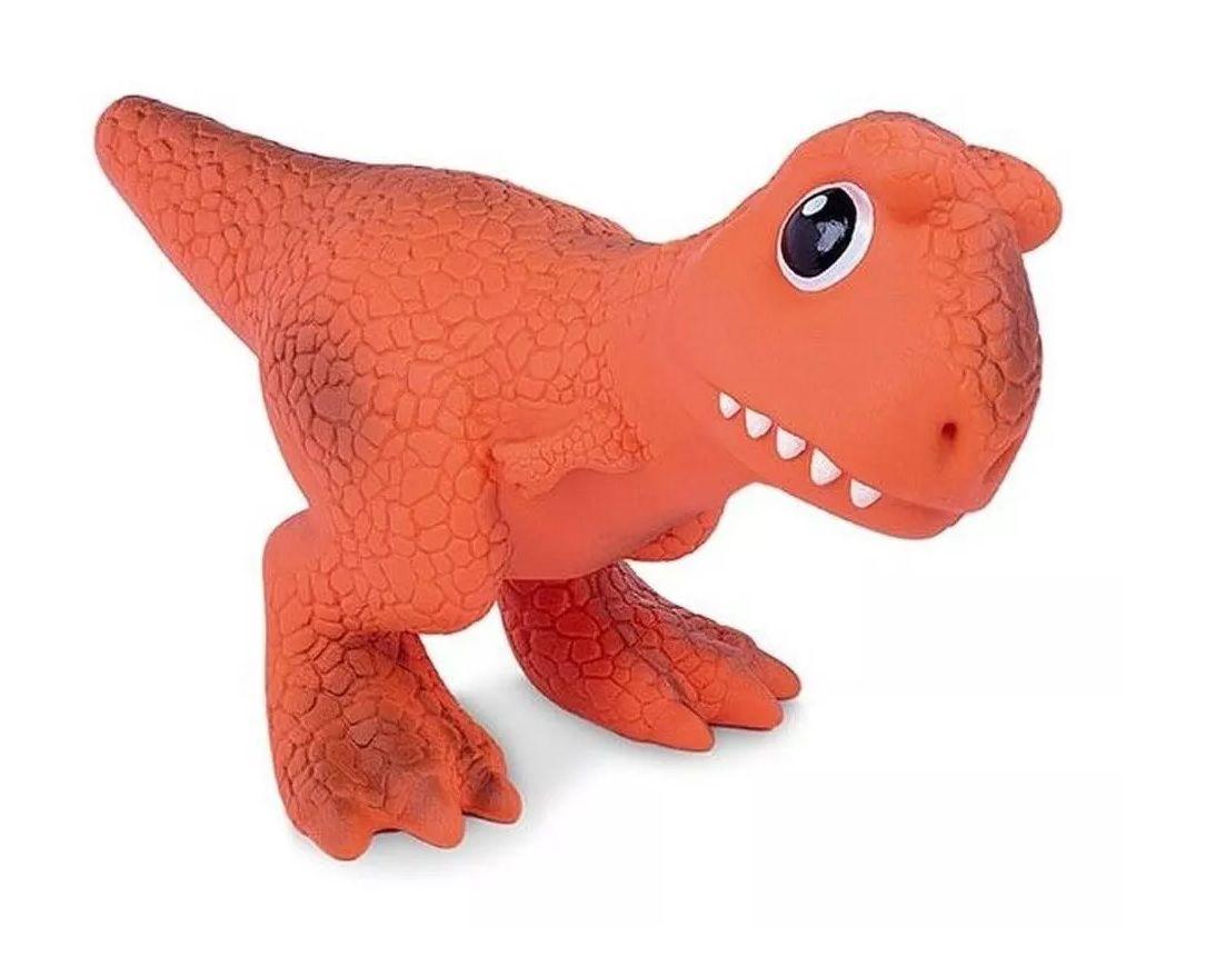 Dinossauro Carnotauro Dino World Baby com Som e Acessórios - Cotiplás