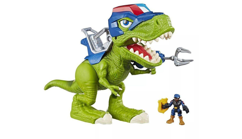 Dinossauro Chomp Squad Policissauro Playskool Herdes - Hasbro