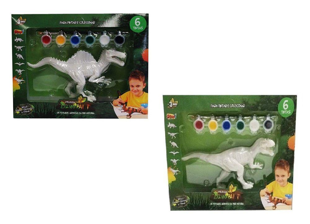 Dinossauro Coleção Dino Paint - Zoop Toys