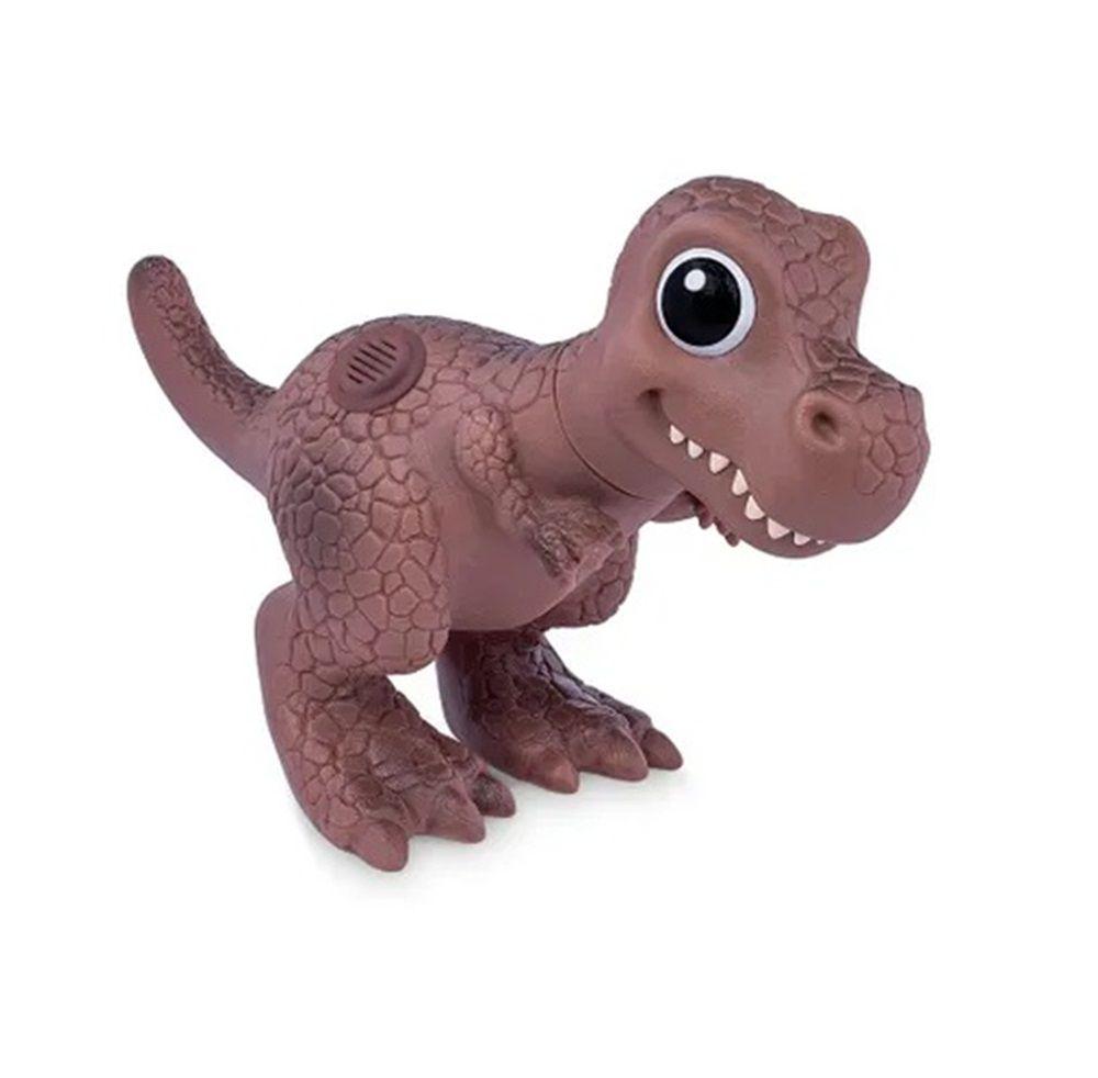 Dinossauro Dino World Baby com Som - Cotiplás