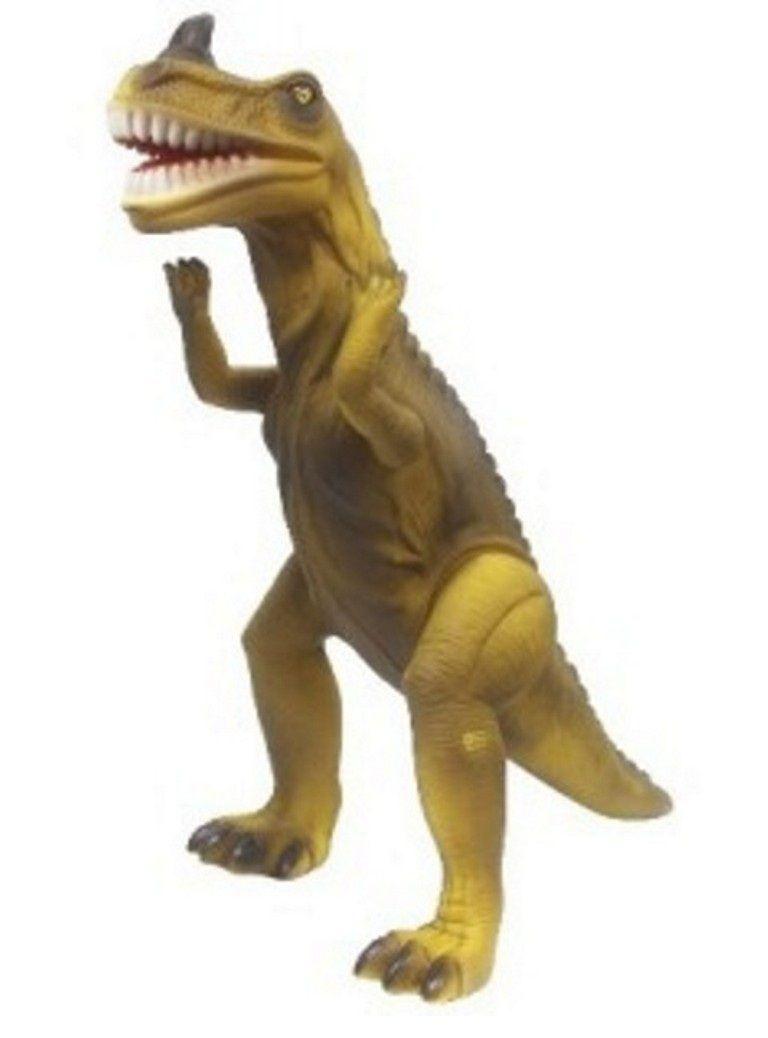 Dinossauro Dinopark Tiranossauro Rex com Som - Bee Toys