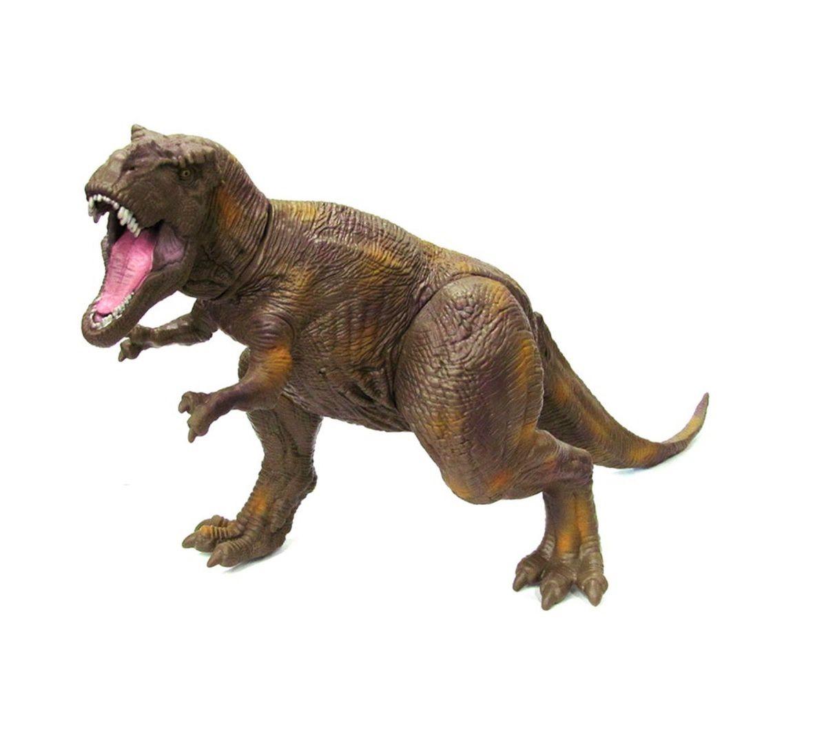 Dinossauro Jurassic World Tiranossauro Rex Tamanho Gigante - MIMO