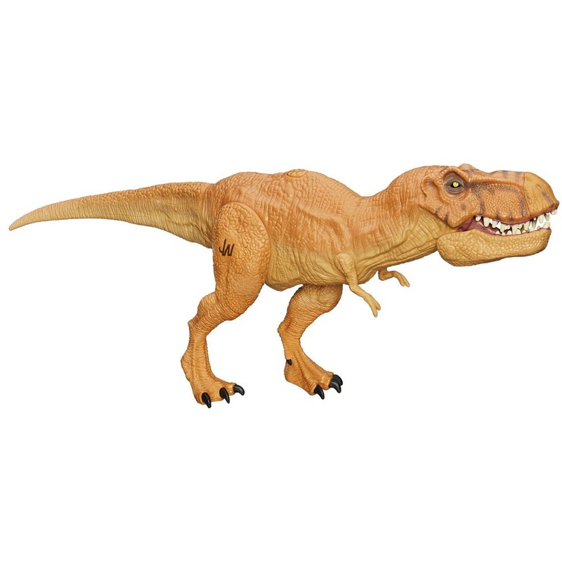 Dinossauro Jurassic World Tyrannosaurus Rex - Hasbro
