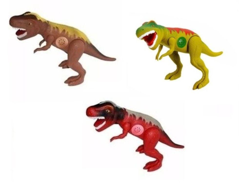 Dinossauro Tirano Rex Descubra Um Mundo de Aventuras - Adijomar -  Descalshop ... 2ce68be1c9817
