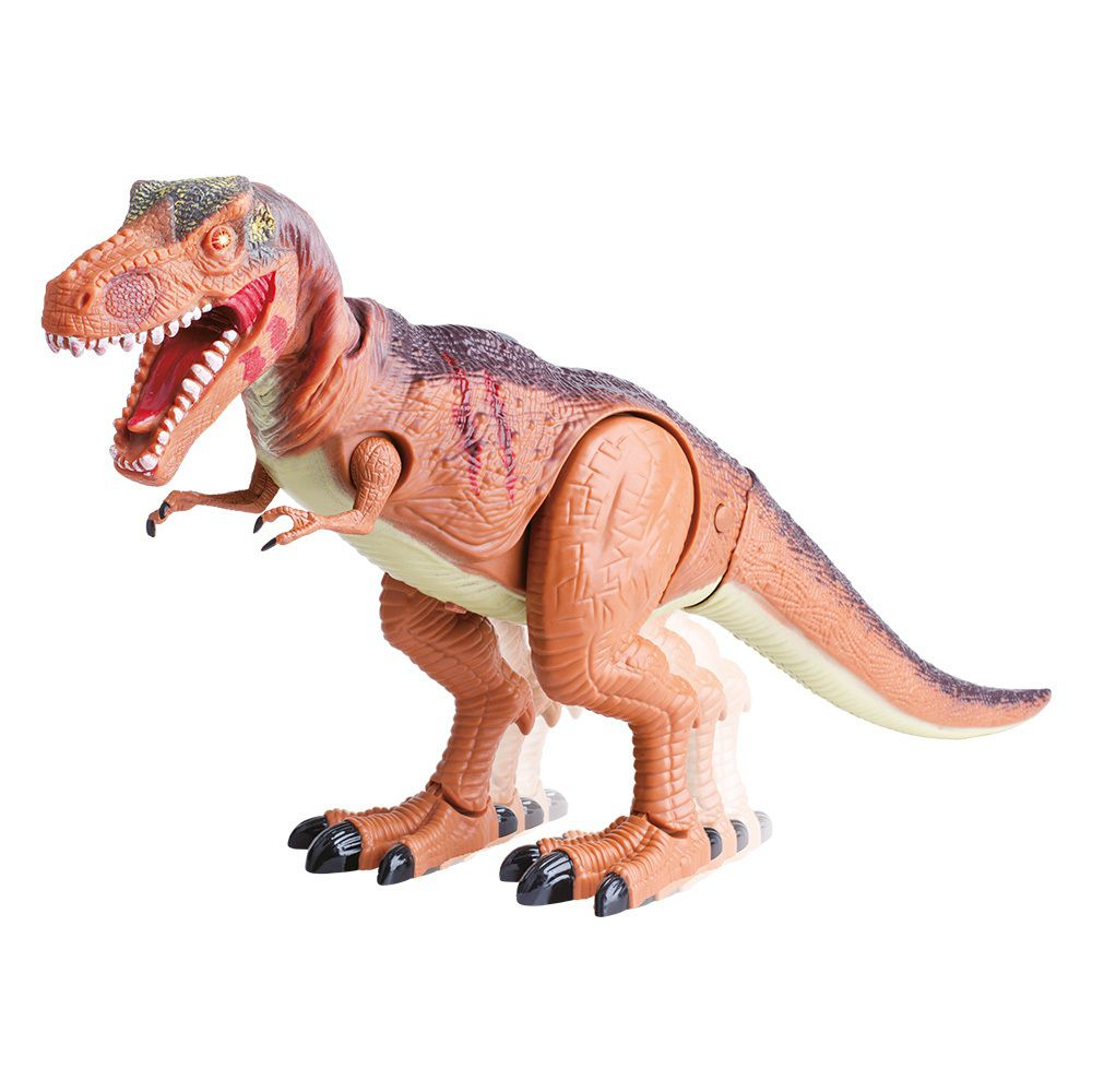 Dinossauro Tiranossauro Controle Remoto Infravermelho - Dm Toys