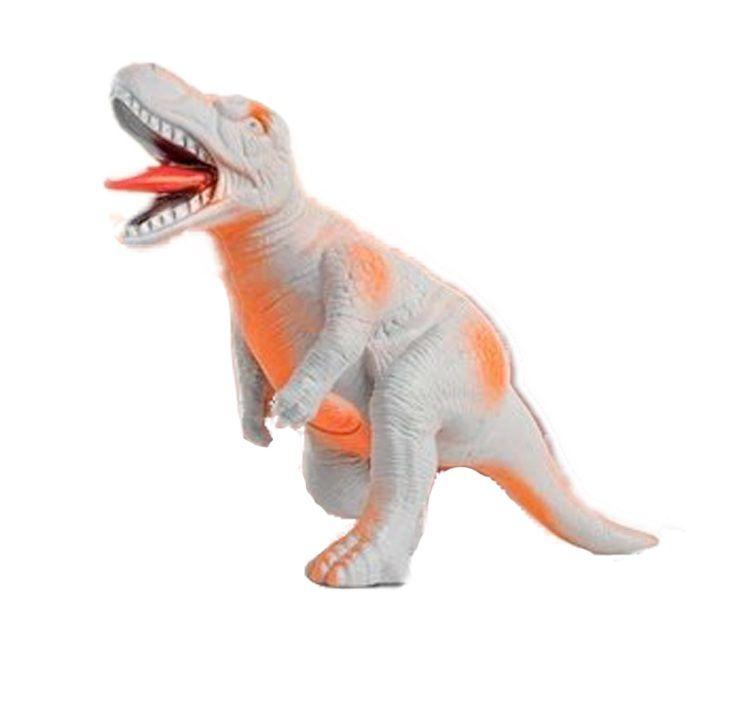 Dinossauro Tiranossauro Rex Real Animals Sound - Bee Toys