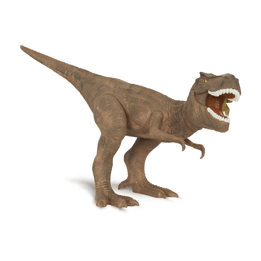 Dinossauro Tyrannosaurus Rex Dino World com Som - Cotiplás