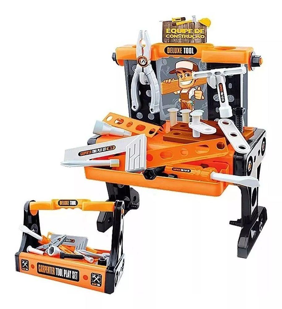 Equipe de Construção Serralheria 2 em 1 - Zoop Toys