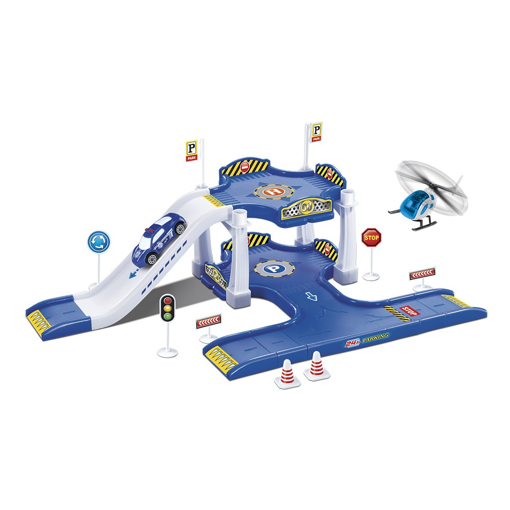Estação Central de Polícia - Dm Toys