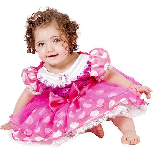Fantasia Minnie Baby Pink - Rubies
