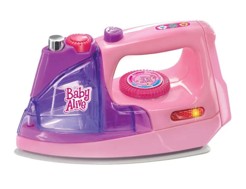 Ferrinho de Passar Baby Alive - Lider Brinquedos