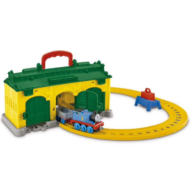 Ferrovia Thomas & Friends Estação Tidmouth - Fisher-Price