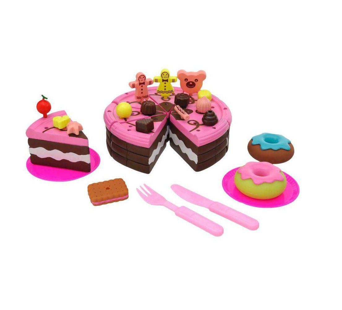 Festa Gourmet Crec-Crec Sortidos - Anjo Brinquedos