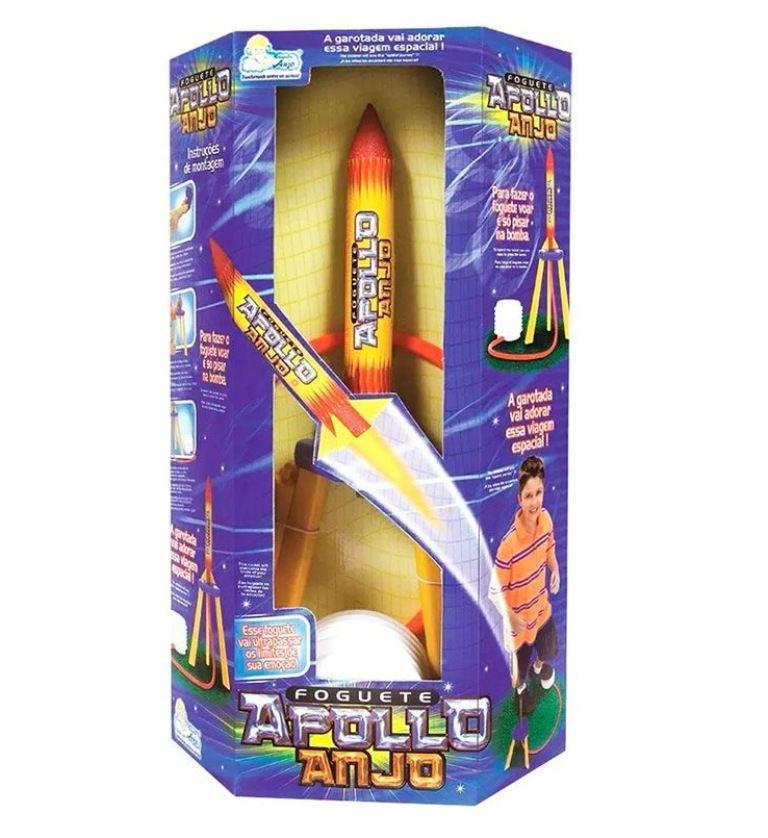 Foguete Apollo Anjo - Anjo Brinquedos