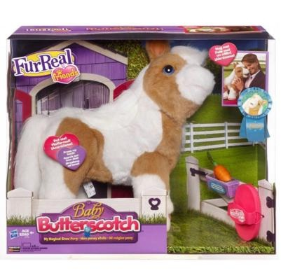 FurReal Baby Butterscotch Pônei - Hasbro